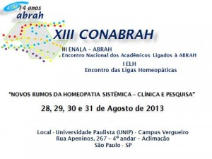 XIII conabrah