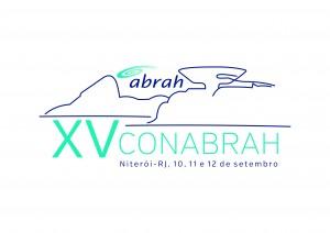 Logo XV Conabrah 2015